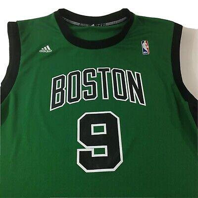 Adidas Rajon Rondo 9 Boston Celtics Jersey Large NBA