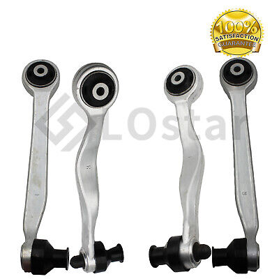 Front Left & Right Upper Control Arm Kit Set of 4 Fits Audi A4 A6 S6