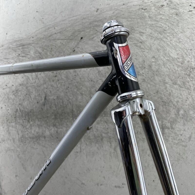 Viscount AEROSPACE Frame Set 51cm 52cm Vintage GP Road Bike Tange Fork