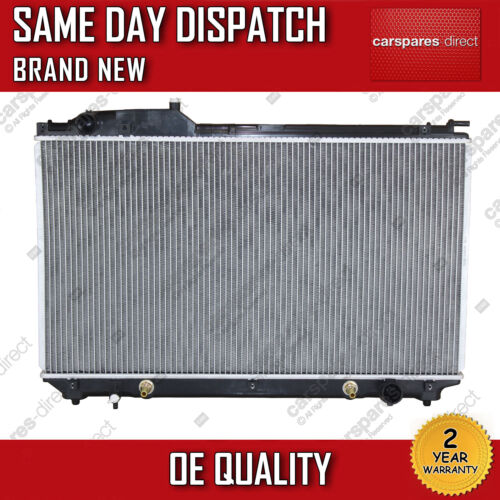 FIT FOR A LEXUS LS430 AUTO/MANUAL RADIATOR 2000>2006 2 YEAR WARRANTY