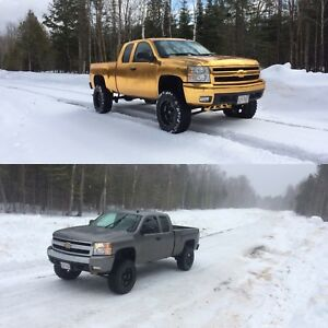Lifted chev low km no rust financing available!!