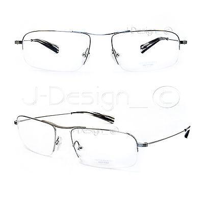 Oliver Peoples Rexford BC Half Rimless Eyeglasses Eyewear - Made in Japan - New