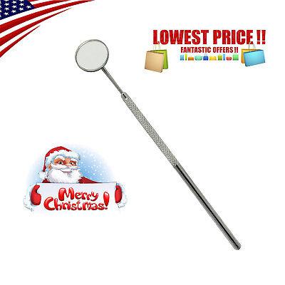 Mirror Handle Stainless Steel Dental Oral Hygeine Mouth Mirror Reflector