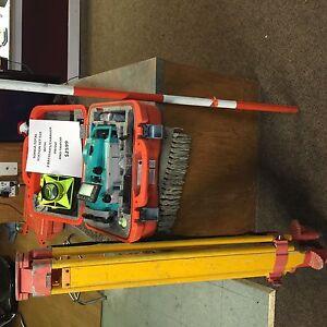 Sokkia Total surveying laser level Edmonton Edmonton Area image 1