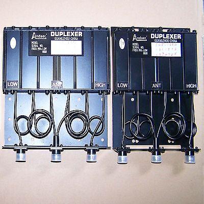 VHF 6 Cavity Duplexer for Radio-Tone Repeater 136~180MHz SGQ