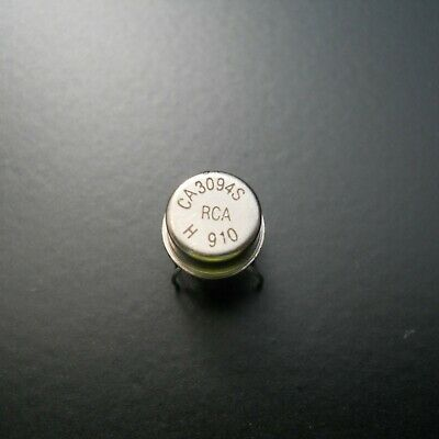 Nos Ca3094s 30mhz High Output Current Operational Transconductance Amplifier-ota