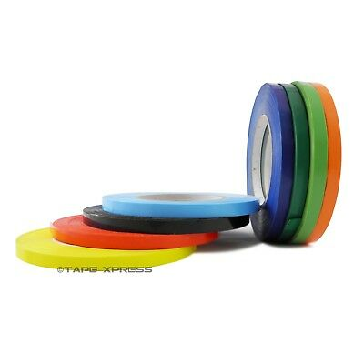 Bag Sealing Poly Tape 38 Inch X 180 Yards Several Colors Pack - Free Shipping