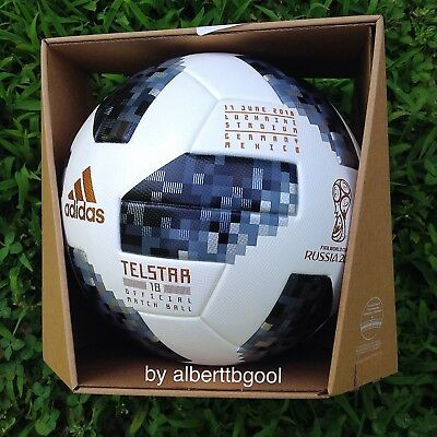 Used, Adidas Germany vs Mexico Telstar 18 World Cup Match Ball 5 no teamgeist jabulani for sale  Gainesville