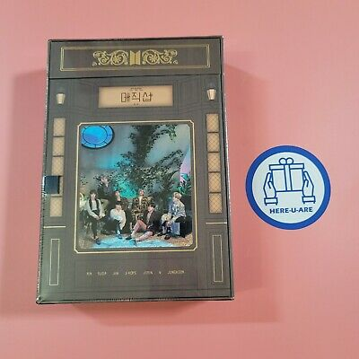 BTS FREE DHL Magic shop bluray 5th muster NEW SEALED UNOPEND blu-ray rare OOP