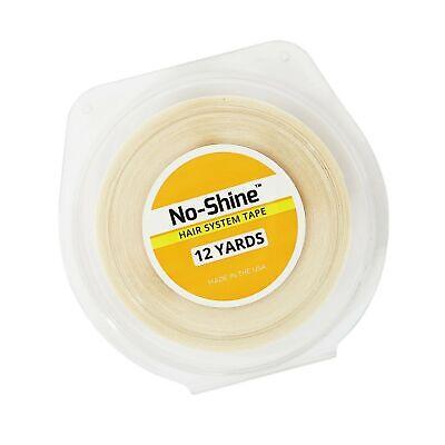 No Shine Bonding Double-Sided Tape Walker 1/2 X 12 Yards by Walker