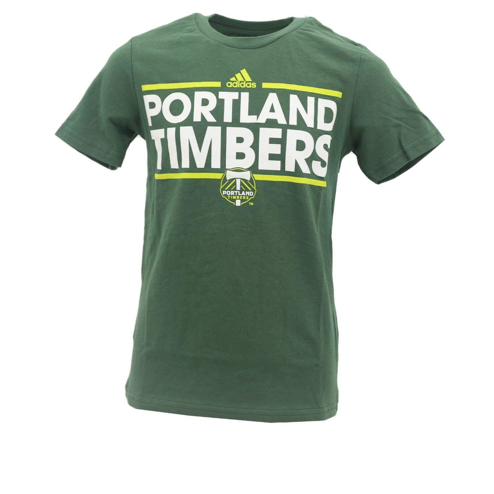 huge discount 9ca7e 87c9a Portland Timbers Official MLS Adidas Apparel Kids Youth Size ...