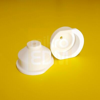 Mitsubishi Wire Edm Ceramic Lower Water Flush Nozzle 4mm X054d881h03 Wm2103-4