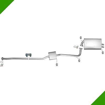 Honda Accord 7 1,6 1,8 2,0 2,3 Auspuff komplette Abgasanlage Anbausatz neu