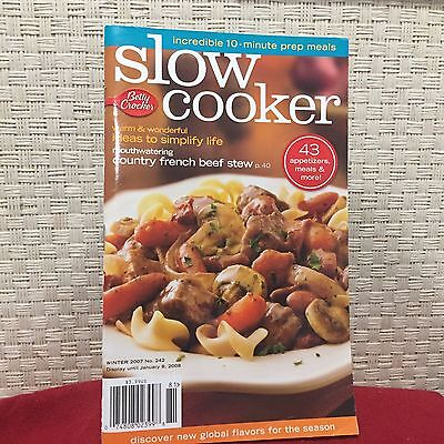 Halloween Apples Canada (Betty Crocker's Slow Cooker Magazine Incredible 10-Minute Prep Meals /43)