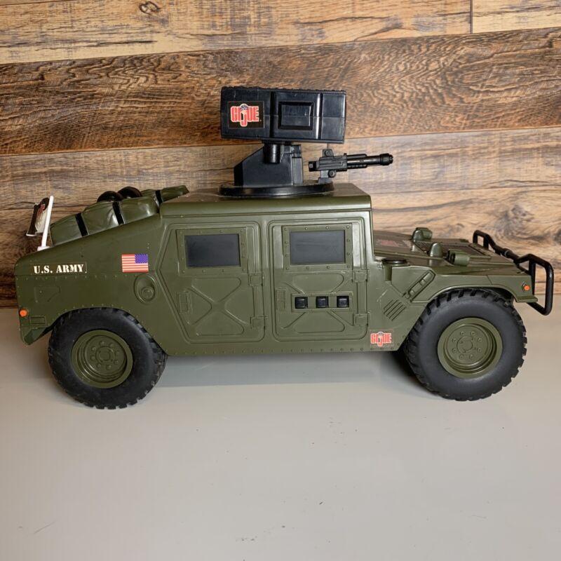 GI Joe 2001 Motorized US Army Motorized Humvee With Sounds and Movement