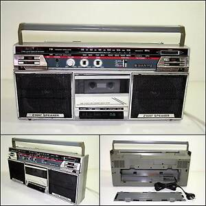 SANYO M9704F Radio Cassette Boombox Melville Melville Area Preview