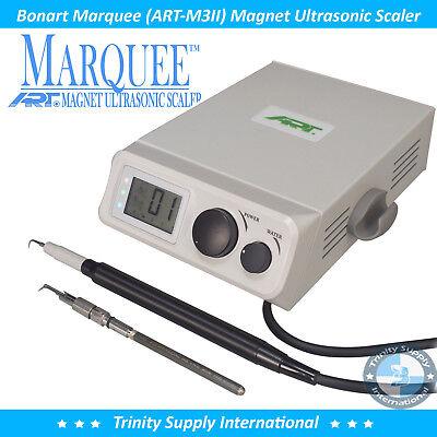 Bonart Marquee Art-m3ii Magnet Ultrasonic Scaler New