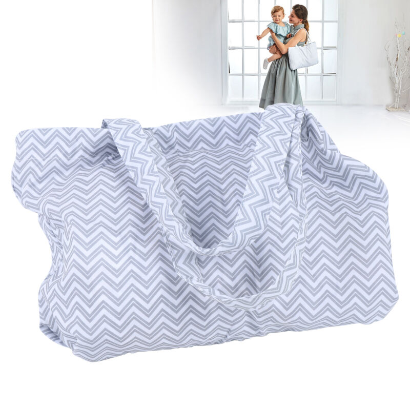 Trolley Cart Seat Mat Cushion Babyshopping Cart Cover Foldable Protector SALE US