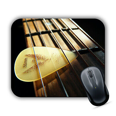 Guitar Neck MOUSE MAT Pad Music PC Mac iMac MacBook Gaming High Quality Printed