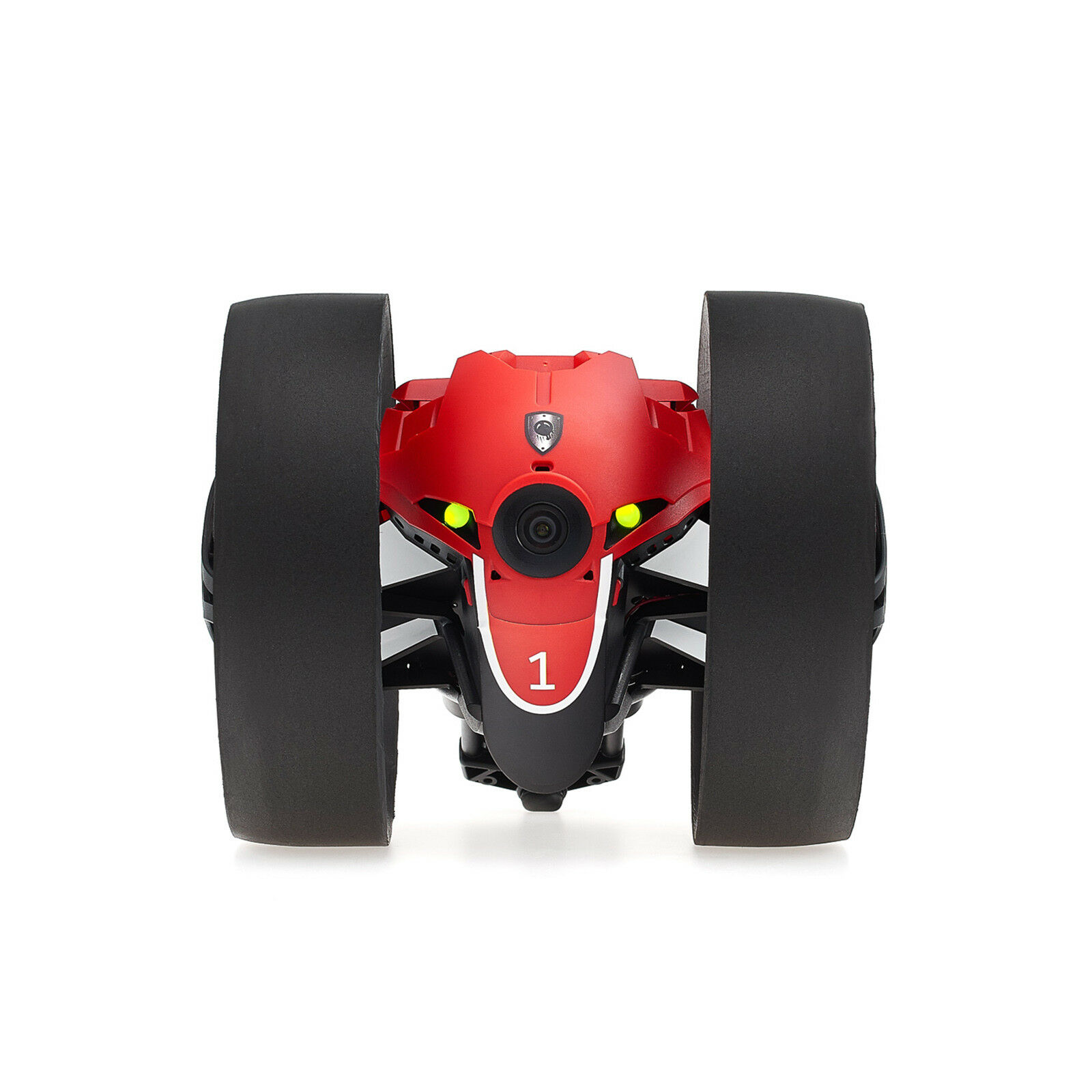Parrot Jumping Race Mini Drone Wi-Fi Controlled RC Vehicle w/ Camera & Speaker
