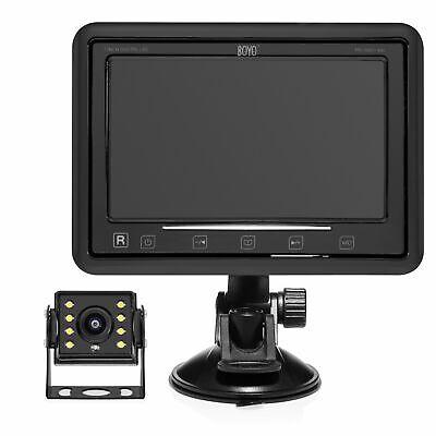 BOYO VTC207AHD - Vehicle Backup Camera System with Heavy Dut