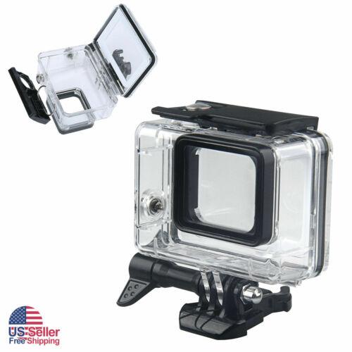 Underwater Waterproof Housing Case Dive Filter Kit for GoPro Hero5 6 7 Black 45M