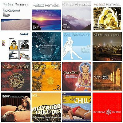 7e939f8ad83 16 CHILLOUT LOUNGE CD s LOT Paul Van Dyk