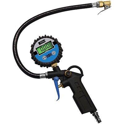 Füllen Luft (Güde Reifenfüller Druckluft Luftdruckprüfer Manometer Kompressor Reifen 11E)