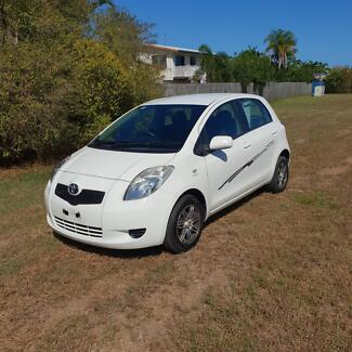 2008 Toyota Yaris Hatchback South Mackay Mackay City Preview