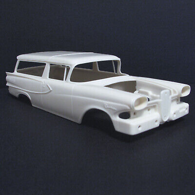 Jimmy Flintstone '58 Edsel Roundup Wagon Resin Body #313