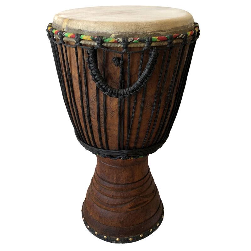 Ivory Coast Djembe Drum - 13x24