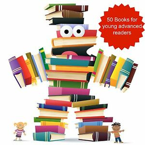 50 Books For Young Advanced Readers