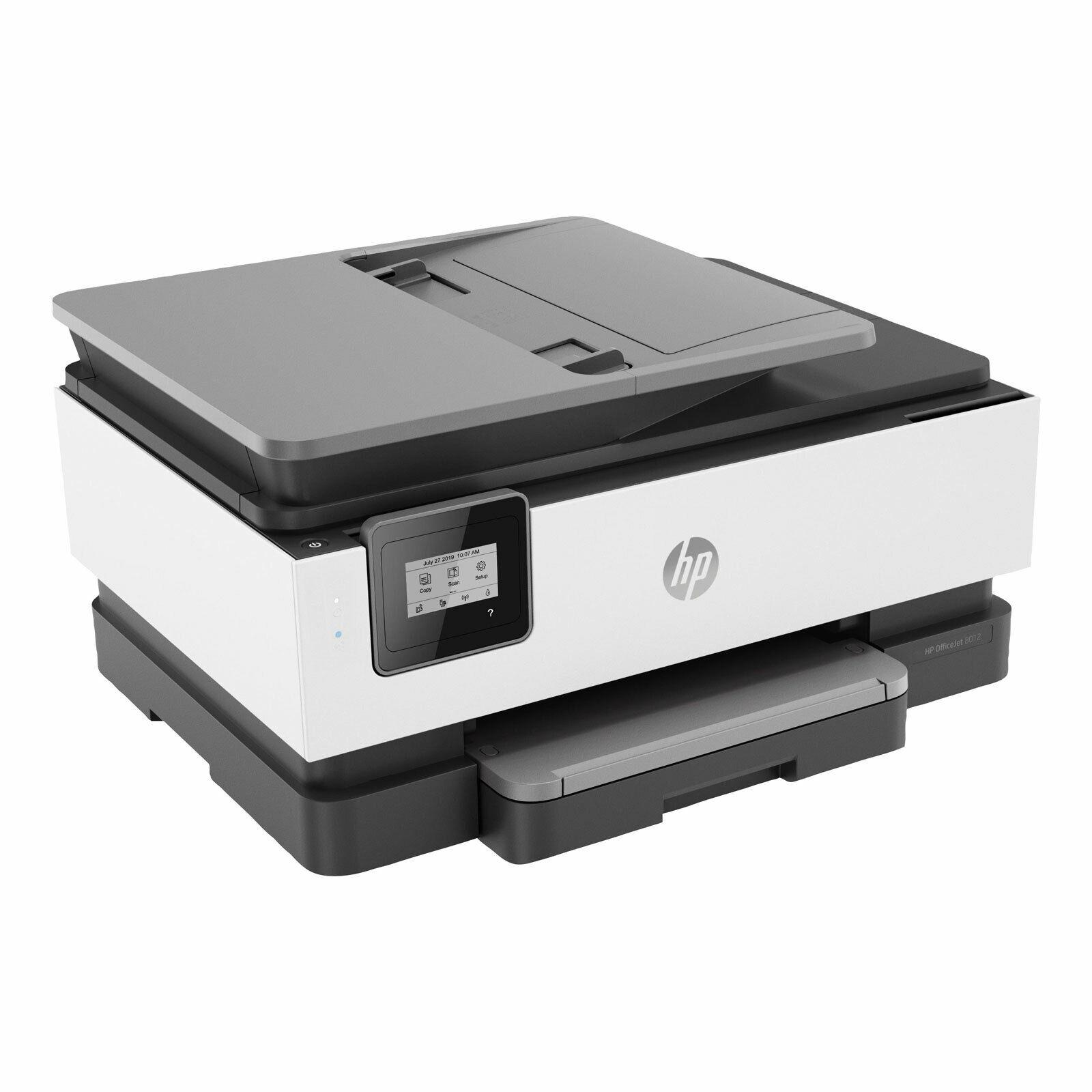 HP OfficeJet 8012 Multifunktionsdrucker WLAN Duplex Instant Ink Tintenstrahl
