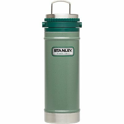 Stanley Classic 16 oz Hammertone Green Vacuum Travel Press