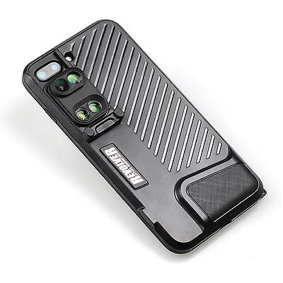 Ztylus Revolver Lite Kit 4-in-1 Lens for iPhone 8 Plus / 7 Plus: Macro, Fisheye