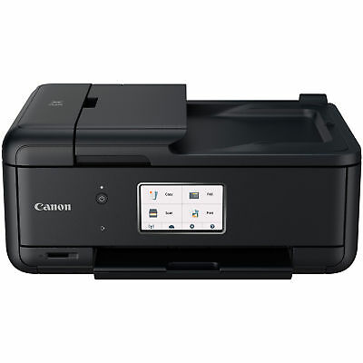 Canon PIXMA TR8520 Wireless HomeOffice All-in-One Printer - Scanner, Copier, Fax