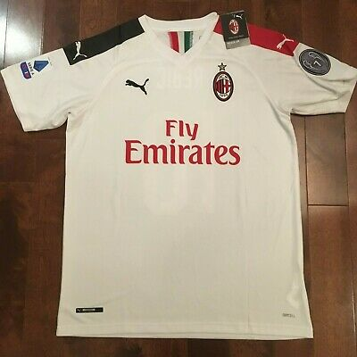 Puma AC Milan 2019/20 Zlatan Ibrahimovic #21 Away Jersey S - M - L - XL