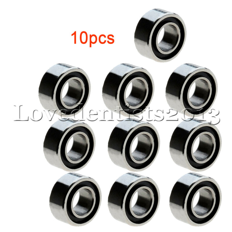 10X Dental Ceramic Bearing Ball Rolling for Fast High Speed Handpiece 2.78mm