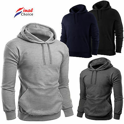 Men's Hoodie Sweat Shirt Casual Jacket Coat Top a lot Sizes Hooded Hoodies Hoody