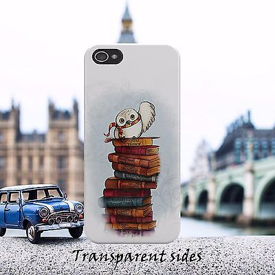 Harry Potter Hedwig Owl Phone Case Cover For iPhone Samsung models