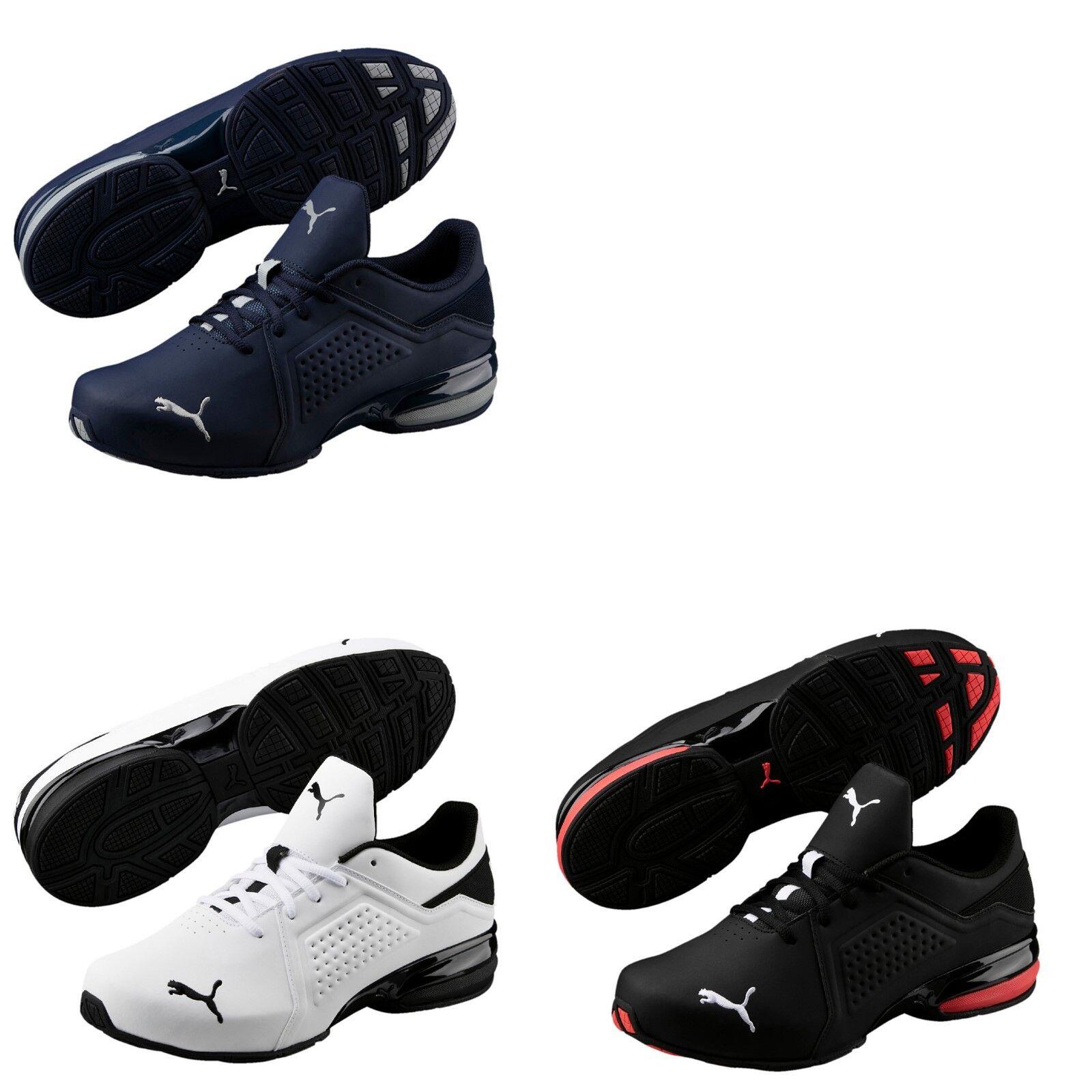 Puma Schuhe Herren Viz Runner Laufschuhe Sportschuhe Sneaker Männer