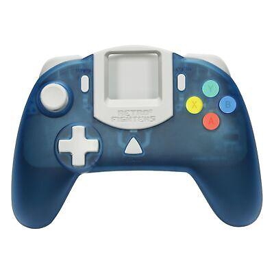 Mando Sega Dreamcast Retro Fighters StrikerDC azul DC nuevo
