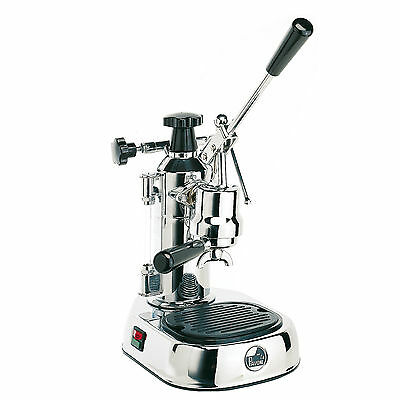 ***NEU&OvP*** La Pavoni Europiccola EL Handhebel Espressomaschine
