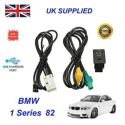 BMW 3 Series Integrated Bluetooth Music Module For iPhone HTC Nokia Samsung etc