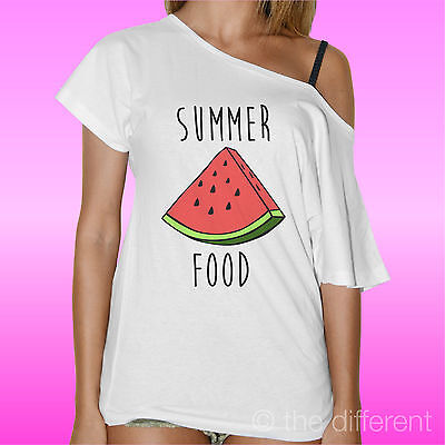 Sommer Food Wassermelone