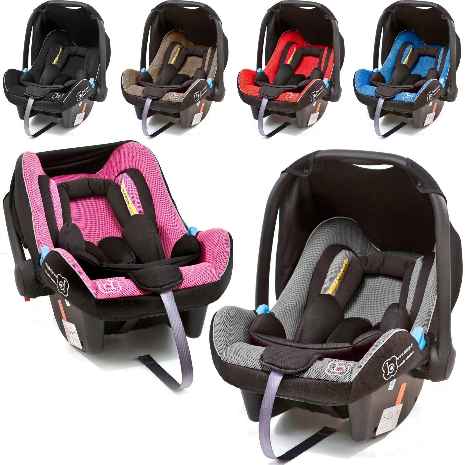 Babyschale Autositz Kindersitz Travel XP 0-13kg Auto Kinder Babysitz Baby BabyGo
