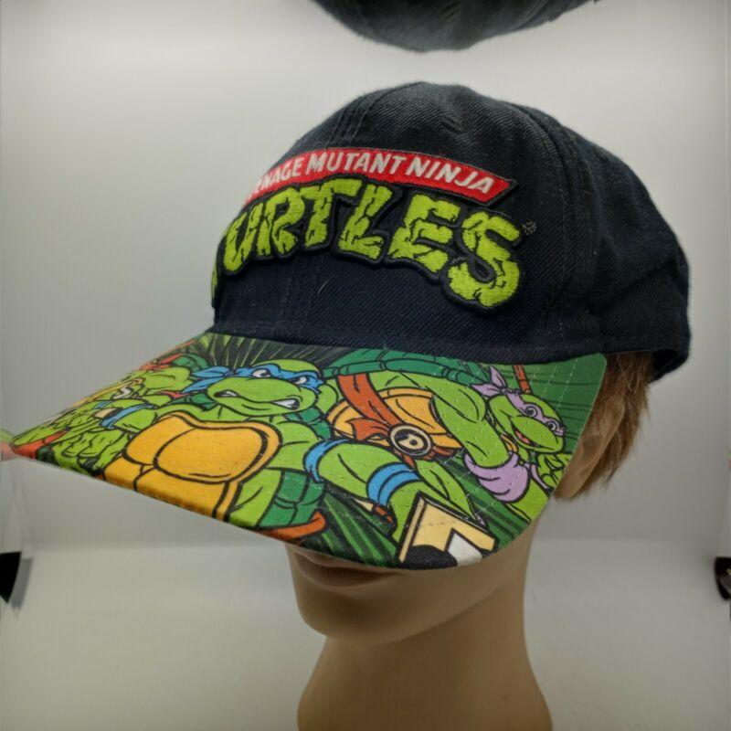 Nickelodeon 2015 Teenage Mutant Ninja Turtles Cowabunga cap snapback bill hat