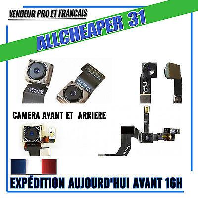 Caméra interne avant facetime et caméra arrière Iphone 4 4s 5 5c 5s HQ