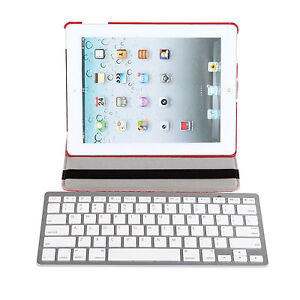 Bluetooth-Wireless-Keyboard-Apple-For-iPad-1-2nd-3rd-Gen-Macbook-Mac-Computer-PC