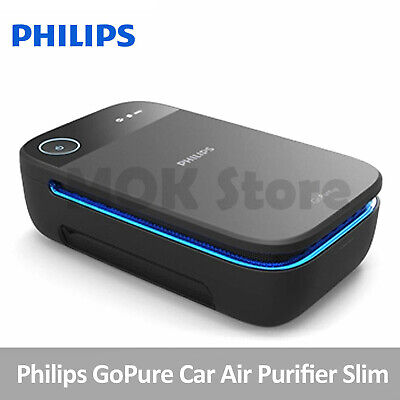 Philips GoPure SlimLine 210 Car Air Purifier Automotive Clean Air Conditioner